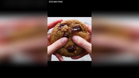 巧克力曲奇饼干教程#美食#