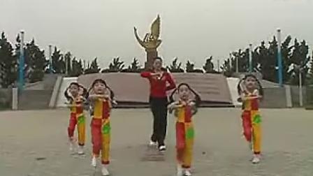 幼儿舞蹈-我最棒 标清
