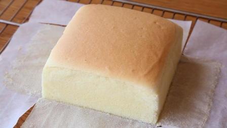 美拍视频: 日式棉花蛋糕教程#美食#