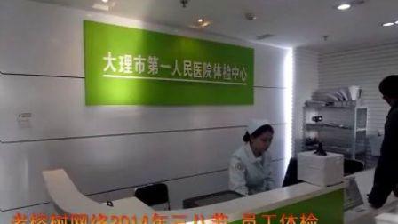 老榕树网络2014年三八节员工体检