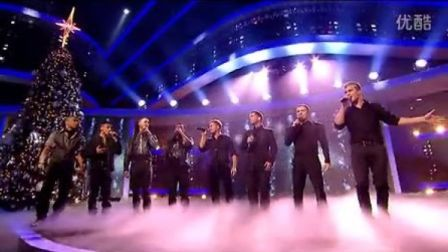 JLS & Westlife -  Flying Without Wings( X Factor 2008)