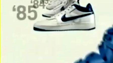 Nike 篮球鞋演变广告