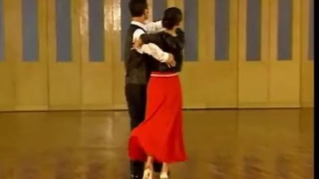 05 探戈舞-学前练习 组合一 标清