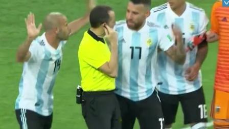 俄罗斯世界杯第104球 阿根廷 罗霍