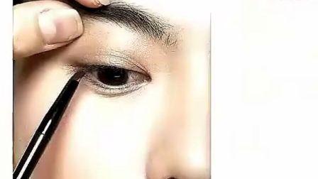 【77】韩国专业化妆--帅气魅力妆容