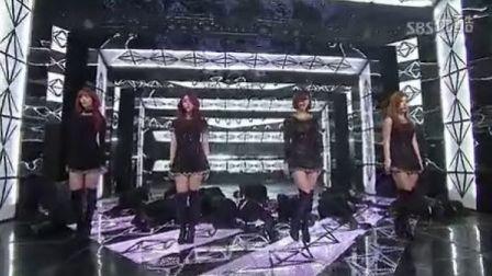 Secret - Talk That 1212009 SBS 人气歌谣