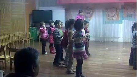 幼儿园大班音乐游戏优质课展示《猫和老鼠》费老师江苏省第六届幼儿园优秀教育活动评比