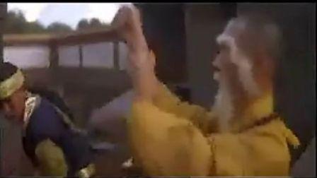 香港经典古装武打情感动作片《少林金刚经》