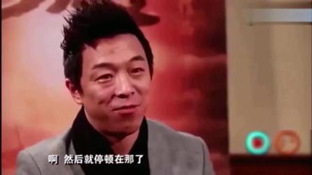 黄渤采访周星驰, 却被星爷反采访, 这对话堪称经典!