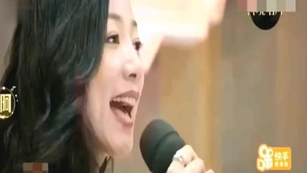 声临其境韩雪演唱《青城山下白素贞》, 这唱歌的实力也太强了吧!