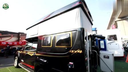 看专人详解齐星D-Max升顶皮卡房车, 寻找自由的路上你肯定需要它。