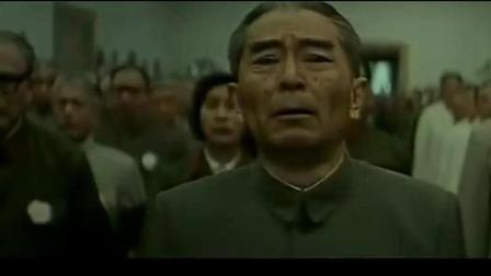 贺龙元帅的追悼会上, 周总理失声痛哭, 这一段太感动了, 看哭了