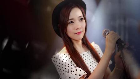 广州美女翻唱经典粤语歌曲  《人生满希望》 超级好听