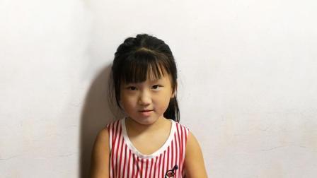 7歲小女孩唱歌學貓叫, 最近抖音上很流行的歌曲