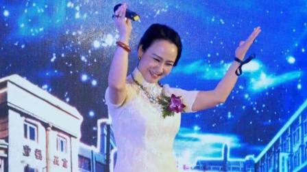 上海歌剧院首席女中音歌唱家王维倩《玫瑰玫瑰我爱你》