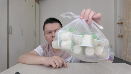 """试吃收到一袋""""果冻"""", 这个""""果冻""""不简单, 竟然可以吃醉人"""