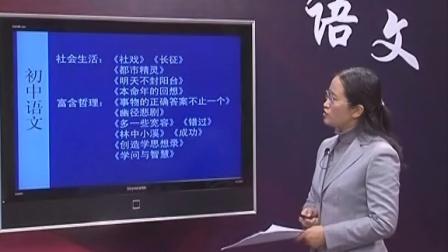 名师导学大课堂语文九年级专题复习作文D
