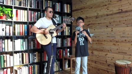 少年强则中国强! 12岁的刘君健同学, 乐感真好