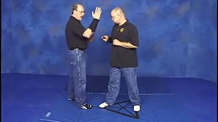 MBC自卫术教程:先进的战术刀04