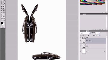 超级驴子-非凡的变换(转自[好学、好用、好玩的Photoshop.写给初学者的入门书])