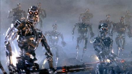 未来世界爆发核战, 智能机器人统治地球! 速看科幻电影《终结者》