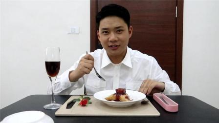 """花样试吃自创新品""""腐乳盖香粽"""", 在米其林餐厅也吃不到的美味"""
