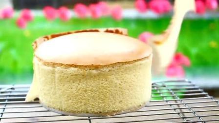 颜值爆表的法式芝士蛋糕, 不用烤箱超简单的大师级甜点好吃到哭