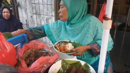 纪录马来西亚街头美食, 那些正宗地道的街边椰浆饭, 看得我词穷了