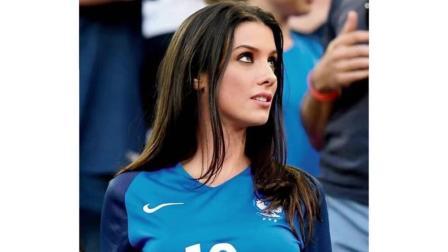 世界杯观众席的亮点 世界杯观众席上养眼的美女合集