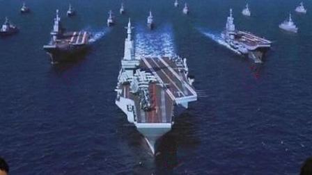 中国海空军双喜临门 轰20之后 第三艘航母神秘面纱终于揭开了