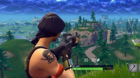 狙击手麦克: 一把机瞄M16纵横战场, 比98K还精准, 真正的技术流!