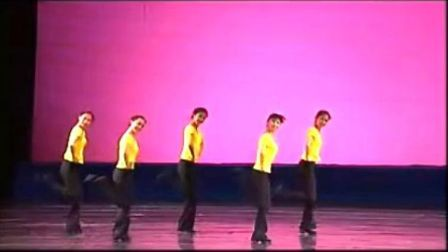 中国舞蹈家协会三级彝家娃娃真幸福