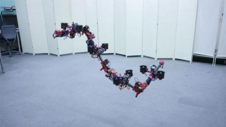 """日本人发明飞行机器人号称""""龙"""", 网友: 确定不是皮皮虾?"""
