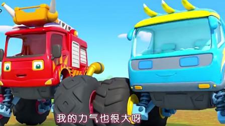 儿童启蒙音乐剧: 萌萌卡车是超级卡车