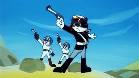 12星座最想要哪只动漫宠物? 双鱼座最爱黑猫警长, 帅气的小猫咪!
