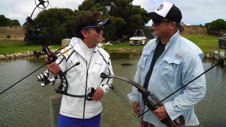 飞澳两万里第一季 第四十五集 围剿亚洲鲤鱼