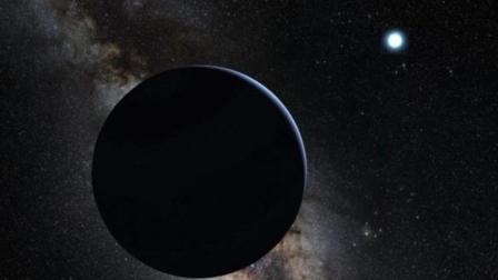 宇宙中最黑的行星, 和它比, 黑洞就像夜明珠!