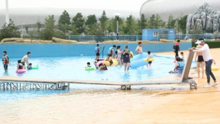 潍坊海上明珠水上乐园一游