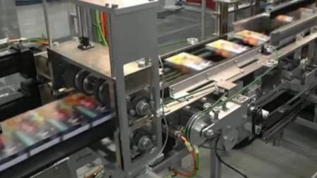 全自动机械化包装机, 这就是科技的魅力吧!