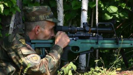 俄罗斯SV-98狙击步枪, 玩过战地的人一定知道