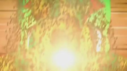 《晶码战士》河豚兽漩涡淤泥有毒
