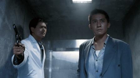 你信吗? 《辣手神探》吴宇森没切镜头, 趁发哥搭电梯时换掉了一整层布景!