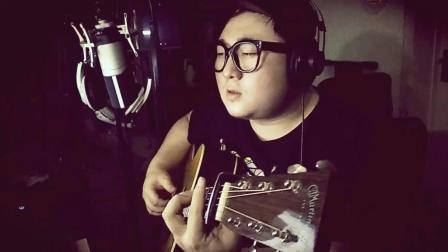 周董情歌《简单爱》吉他弹唱版本 阳仔玩吉他