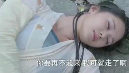 美女突然晕倒, 没想到一条蛇钻进身体里, 奇迹出现了