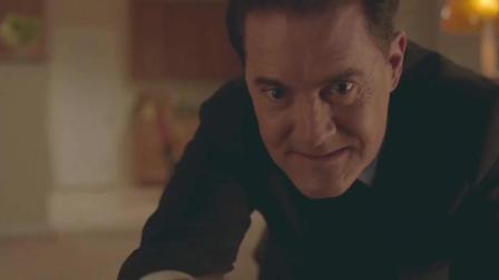 《双峰》第十五集 菲利普为库珀新的线索 道奇触电倒地