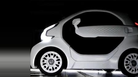 3D打印汽车已经上路_新城商业_第157期