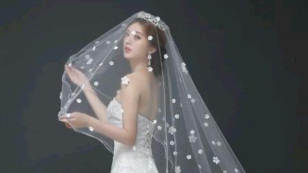 十二星座结婚适合哪种头纱? 摩羯座最高贵!
