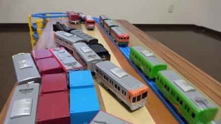 托马斯小火车玩具视频 2018第88季 托马斯和他的朋友们动画片