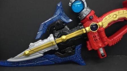 宇宙战队球连者变形武器玩具