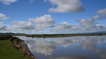 黄河第一湾——清清的黄河水